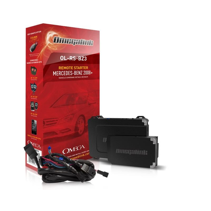 Data Remote Start Kits Including Vehicle Specific T-Harness