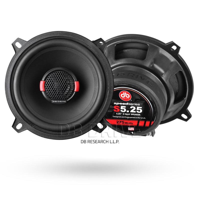 Full Range / Component Speakers