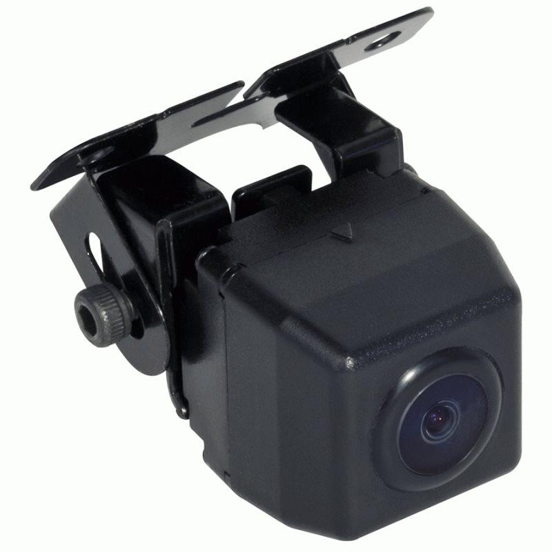 Front + Rear Cameras