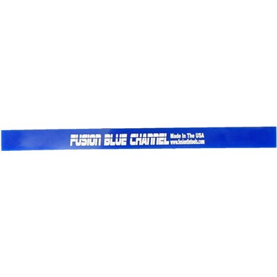 "FUSION - 10"" BLUE CHANNEL"