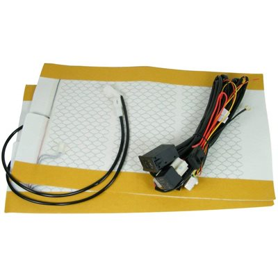 ROSTRA - DRIVER & PASSENGER SEAT HEATER W / DUAL SWITCH