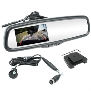 ROSTRA - REARSIGHT MIRROR / MONITOR & CAMERA