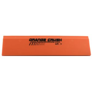 "FUSION - 8"" ORANGE CRUSH SQUEEGEE BLADE"