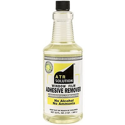 QUART - ATR SOLUTIONS ADHESIVE REMOVAL SOLUTION