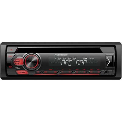 PIONEER - INDASH MP3 / CD RECEIVER