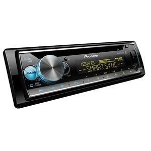 PIONEER - INDASH MP3 / CD RECEIVER WITH BLUETOOTH