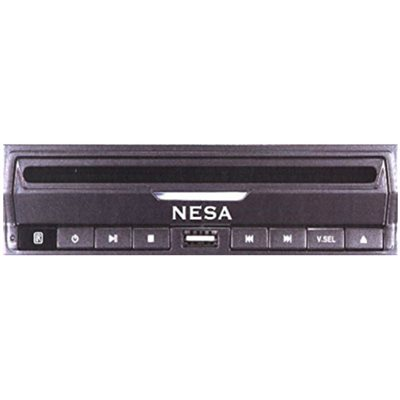 NESA - DVD PLAYER, FRONT PANEL USB