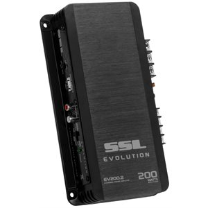 SSL - 200 WATT EVOLUTION SERIES 2-CHANNEL AMPLIFIER