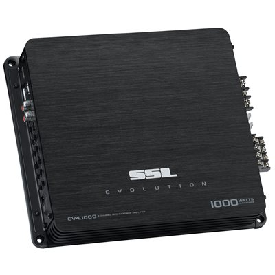 SSL - 1000 WATT EVOLUTION SERIES 4-CHANNEL AMPLIFIER