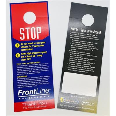 FRONTLINE - MIRROR HANGERS - (50 PACK)