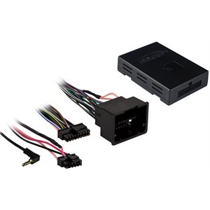 "AXXESS ""12 UP GM INTERFACE ONSTAR NON AMP"