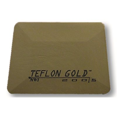 GDI - GOLD HARD CARD SQUEEGEE