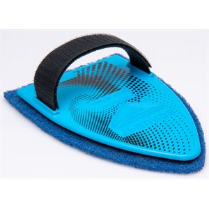 GDI - BLUE SCRUB-IT TRI-EDGE WITH BLUE PAD