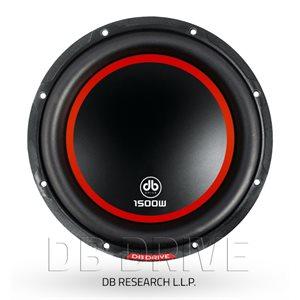 "DB DRIVE - 10"" DVC WOOFER"
