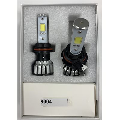 2-SIDED LED HEADLIGHT KIT - 9004 BIXENON H / L BULBS