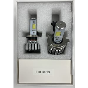 2-SIDED LED HEADLIGHT KIT - BIXENON H / L BULBS