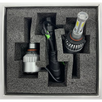 3-SIDED LED KIT W / BUILT-IN BALLASTS