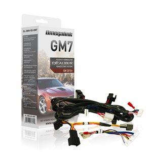 GM T-HARNESS USE W / OL-MDB-ALL & OL-BLADE-AL-64