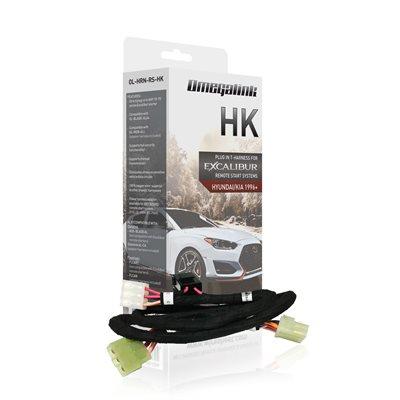 HYUNDAI / KIA T-HARNESS USE W / OL-MDB-ALL & OL-BLADE-AL-64