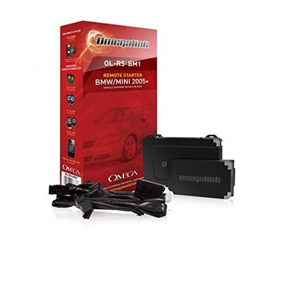 """EXCALIBUR - OMEGALINK """"RS KIT"""" FOR SELECT BMW VEHICLES"""