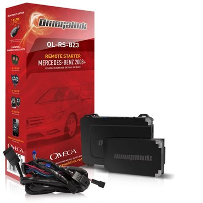 """EXCALIBUR - OMEGALINK """"RS KIT"""" FOR SELECT MB VEHICLES"""