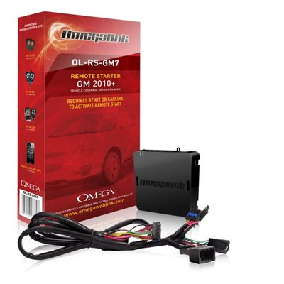 """EXCALIBUR - OMEGALINK """"RS KIT"""" FOR SELECT GM VEHICLES"""