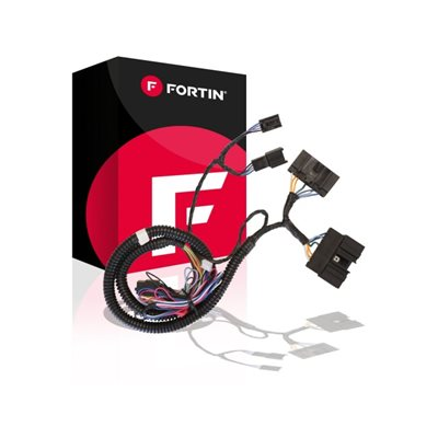 OMEGA - FORTIN FORD T-HARNESS (REQUIRES MODULE)