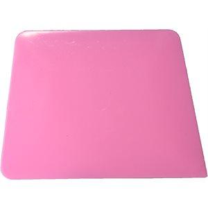 FUSION - PINK HARD CARD SQUARE CORNER