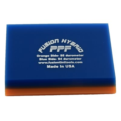 """FUSION - 4"""" PPF HYBRID PADDLE SQUEEGEE"""