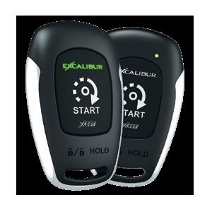 OMEGA TRUE 1 BUTTON TWO WAY REMOTE START 3000FT