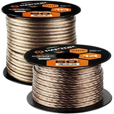 RAPTOR 50FT 12 GAUGE SPEAKER WIRE CCA