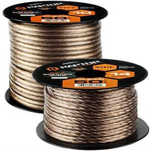 RAPTOR 100FT 14 GAUGE SPEAKER WIRE CCA