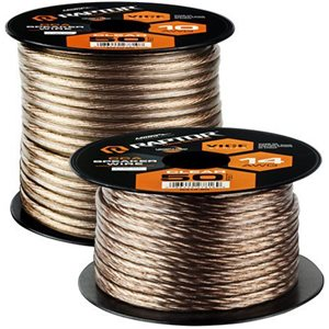 RAPTOR 100FT 16 GAUGE SPEAKER WIRE CCA