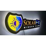 SOLARFX BACKLIT LED SIGN