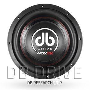 """DB DRIVE - 12"""" DVC WOOFER - 2000 WATTS"""