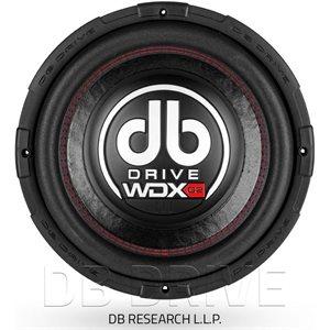 "DB 12"" WOOFER DUAL 4 OHM 1250 WATTS"