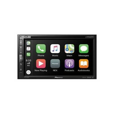 """PIONEER 6.8"""" DOUBLE-DIN WITH APPLE CARPLAY"""